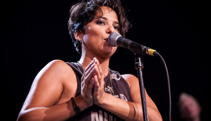 Vicci Martinez at the Showbox 2012